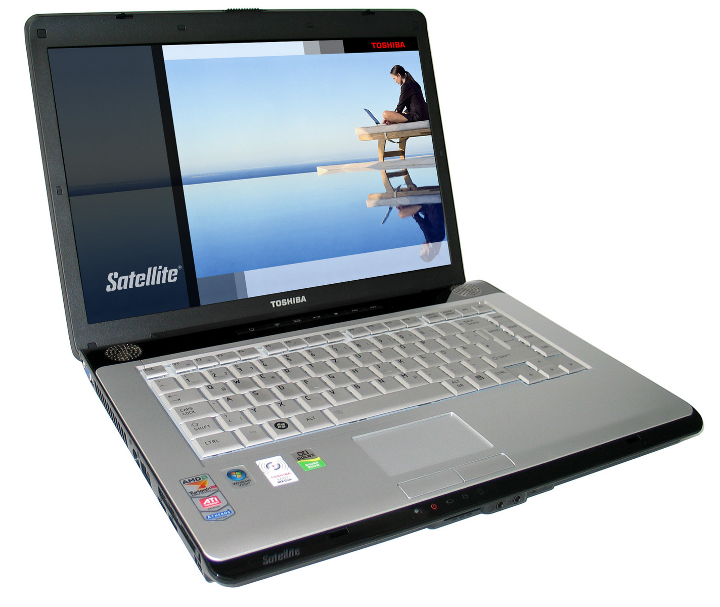 Toshiba Satellite L30 (PSL33) ATI Graphics Driver for Windows Download
