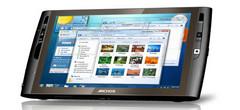 Archos 9 tablet gets internal upgrades