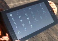 Joyplus M10PQ tablet features a Pixel Qi display