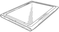 Nokia takes out Patent for Tablet design