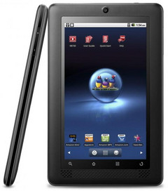 ViewSonic ViewBook 730 tablet now on sale