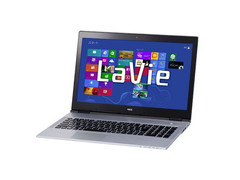 NEC introduces the ultra-thin LaVie X Ultrabook