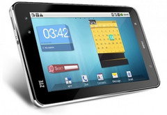 7 inch Pixel Qi Tablet announced by ZTE