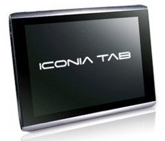 Acer Iconia Tabs set to get ICS update