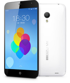 Meizu announces the MX3 smartphone