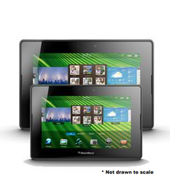 10-inch RIM PlayBook may have already been sighted