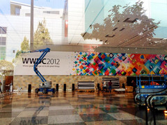 WWDC 2012 - Moscone Center in San Francisco, California