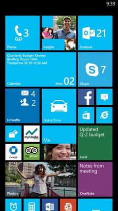 Windows Phone 8 update 3 brings support for 1080p displays