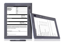 New Ricoh business tablet stops by FCC