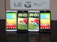 LG preps the G Pro Lite smartphone for emerging markets