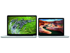 Apple changes prices, processors and internal parts of their Retina display notebooks