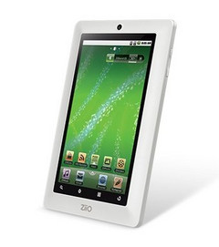 Creative Ziio 7 tablet good, but sans Android market