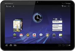Android 3.1 now on Motorola Xoom