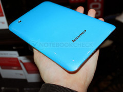 Lenovo IdeaTab S2 tablet with dual-core Snapdragon CPU