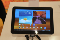 Samsung Galaxy Tab 8.9-inch Hands-on report