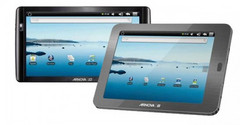 Archos soon to Launch 9 different Arnova brand New G3 Tablets