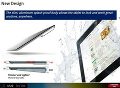 Sony Xperia tablet to go on sale in September 2012