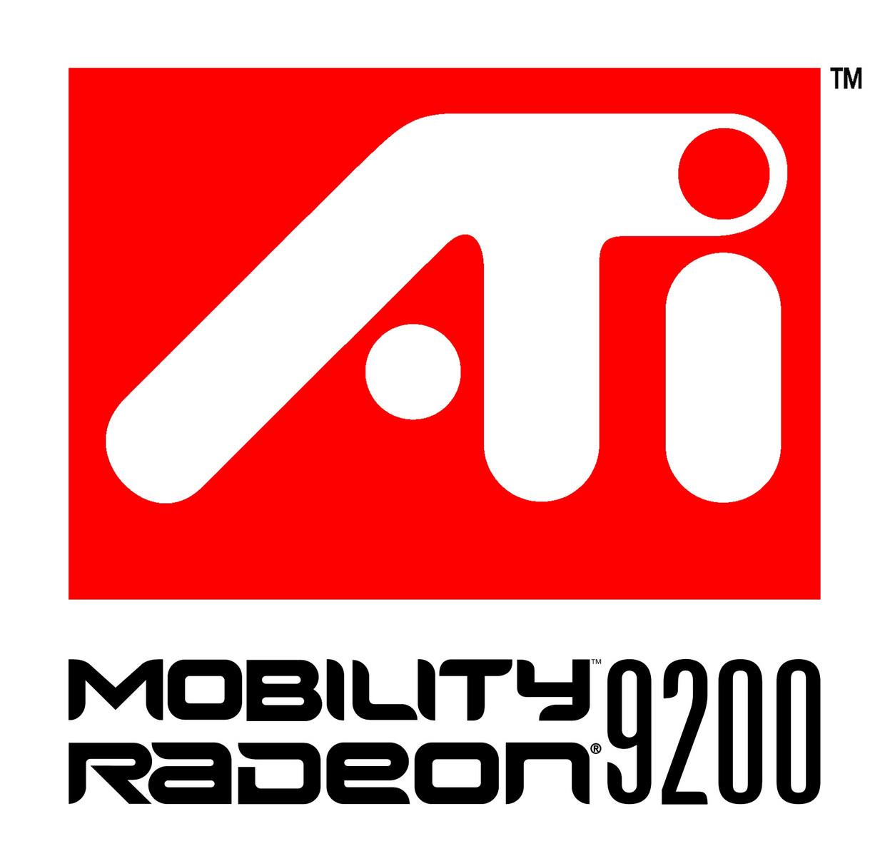 ati mobility radeon 9200 tech. Black Bedroom Furniture Sets. Home Design Ideas