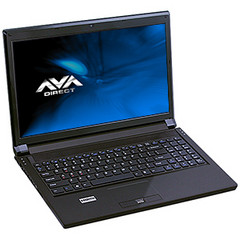 AVADirect rolls out Sandy Bridge based Clevo P151HM notebook
