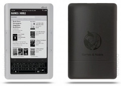 Nook tablet helps skyrocketing Nook family sales