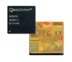 Qualcomm vaunts about its new processor in the upcoming HP TouchPad