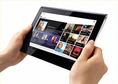 Sony S tablet receiving Android 3.2 update