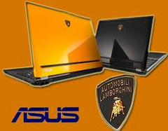 New ASUS Lamborghini Eee PC spotted