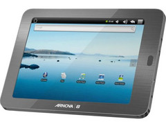The new Arnova 8 tablet from Archos now shipping