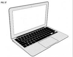 Apple patents Macbook Air design, danger for Ultrabooks?