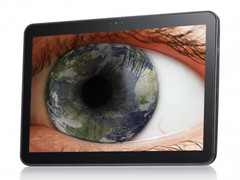 Samsung might release the 11.6-inch tablet at Mobile World Congress next year