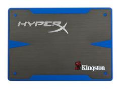 Kingston HyperX SSD now shipping