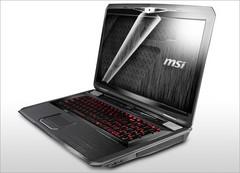 MSI GT783 gaming laptop