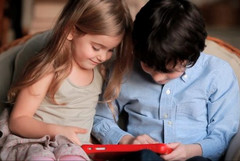 Gajah shows off 7-inch kids-friendly tablet running on ICS