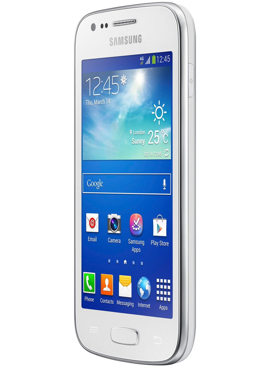 Samsung Galaxy Ace 3 GT-S7275R - Notebookcheck.net ...