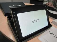 Notion Ink issues update for Adam tablet