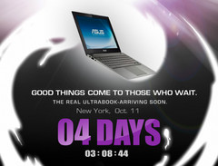 """Asus releases UX21 teaser, could be renamed to """"Zenbook"""""""
