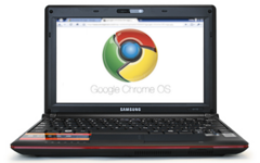 Chrome OS netbook from Samsung leaks