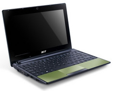 Acer Aspire One 522 specs leaked