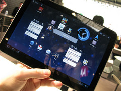 Motorola Xoom with 4G coming this September