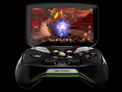 Nvidia presents Project Shield mobile gaming hardware