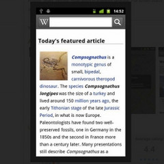 Official Wikipedia app now available for Android