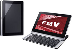 Fujitsu's TH40/D convertible tablet sports Atom Z670 and Windows 7