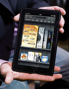 Kindle Fire may be coming to the UK