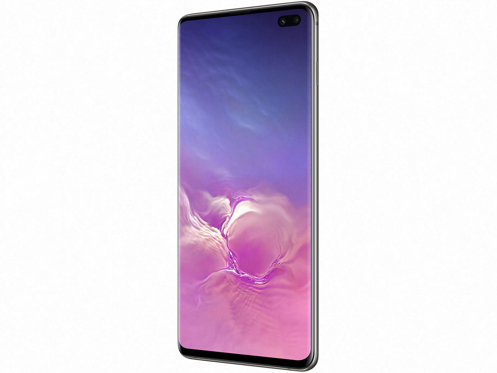 Samsung Galaxy S10 Plus - Notebookcheck net External Reviews
