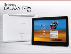 Galaxy Tab 10.1 with Verizon gets a minor update