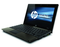 HP: HP Mini 5103 and 210 with Dual Core Processors put on shelves