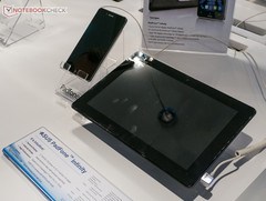 Hands-on with Asus Fonepad and PadFone Infinity