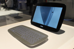 Sony shows off Hybrid, Slate notebook prototypes