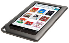 Nook tablet arrives a day before official release date
