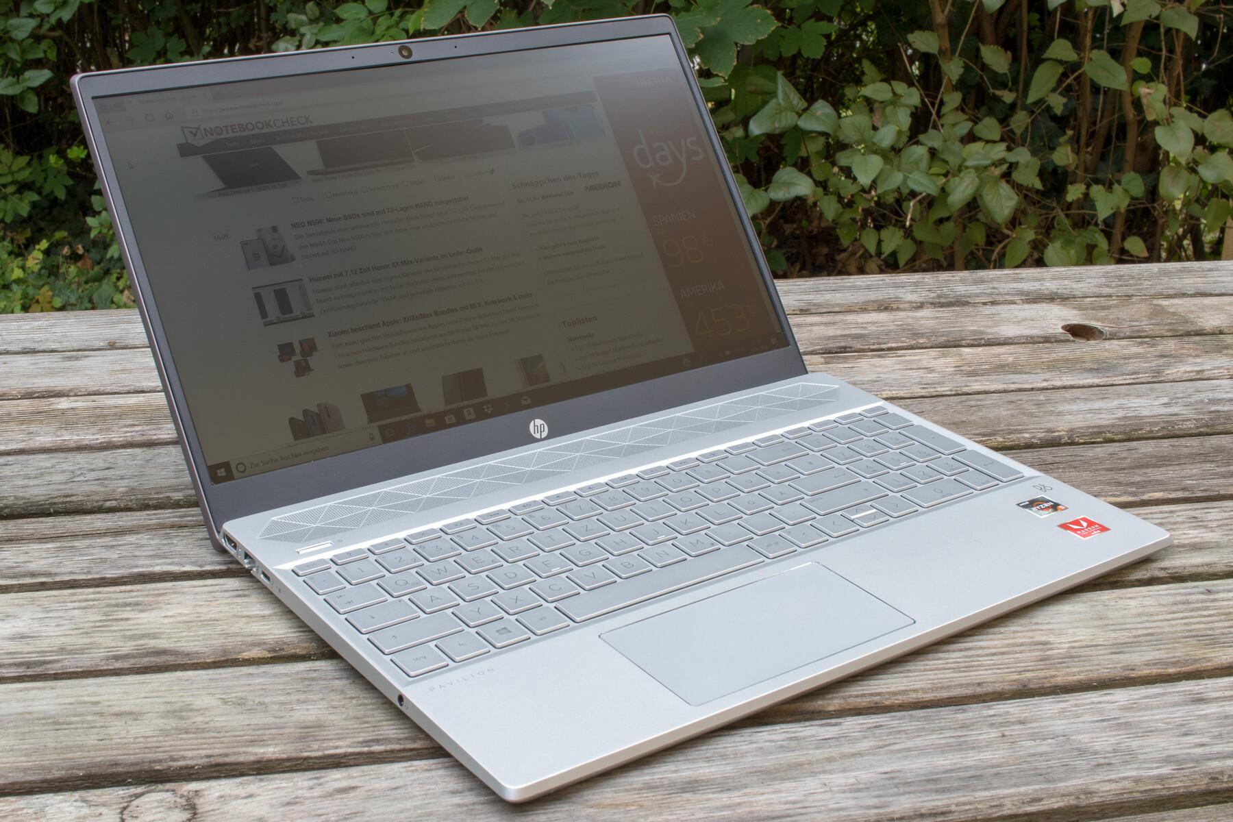 HP Pavilion 15 - Beste basis laptop voor 2021 en verder
